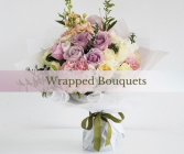 Wrapped Bouquets