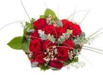 Designers Dozen - Wrapped Roses