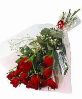 Dozen Roses Cash & Carry Hand-wrapped