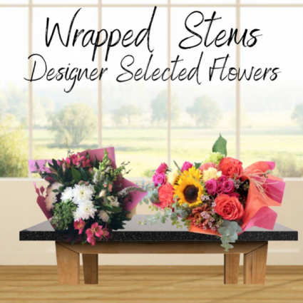 Wrapped Stems-Designer's Choice