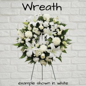 Wreath  in Warsaw, IN | Maple Avenue Flowers