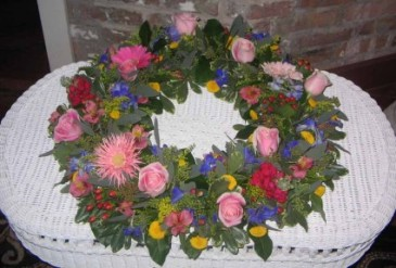 Wreath 6 Wreaths, and Crosses