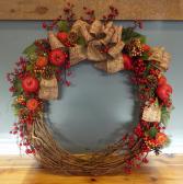 """Wreath Country Style Custom Wreath 34"""""""
