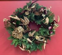 Wreath Custom Decorated Wreath