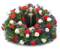 Wreath for Urn (urn not included)