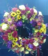 Wreath  SYMPATHY
