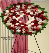 Wreath Of Adoration Funeral Sympathy Wreaths