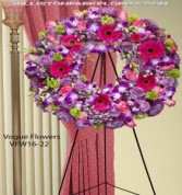 Wreath Of Glory Funeral Sympathy Wreaths