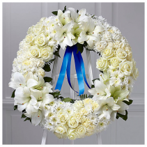 Wreath of Remembrance Funeral Wreath