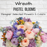 Wreath-Pastel