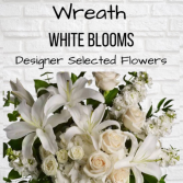 Wreath-White