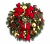 Holiday Wreath  Christmas