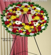 Wreaths of Endearment Funeral Sympathy Wreaths