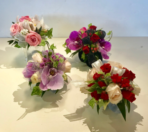Wrist Corsage in Surrey, BC | Hunters Garden Centre And Flower Shop