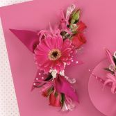 For Her Wrist Corsage  Prom Flowers In DC