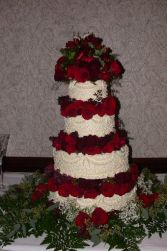 Cake for Wedding