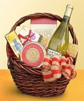 WINE & CHEESE BASKET