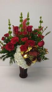 I Love Christmas  Christmas arrangement