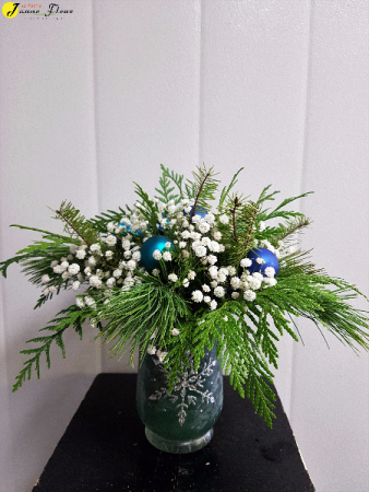 X-mas-Snow flake (flowers are added in at price 2 & 3)