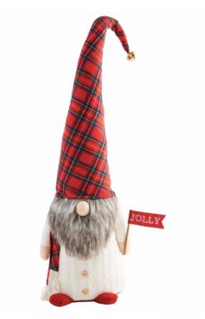 XL Jolly Tartan Gnome