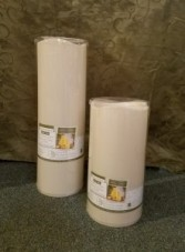 XLG LED Candles