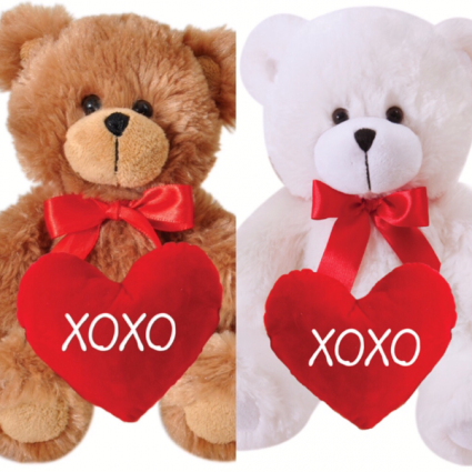 XOXO Bears Plush