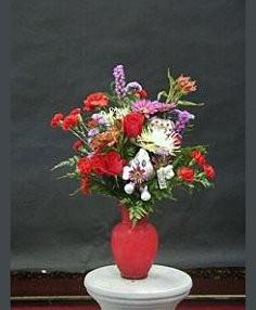 Assorted Mix Vase