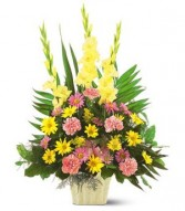 WARM THOUGHTS ARRANGEMENT Item # TF184-3