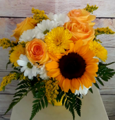 Yellow Hapiness  in Winter Park, Florida | ROSEMARY'S FLORAL & EVENTS