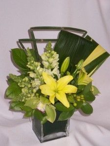 YELLOW HONEY- Highlight The Flowers Get Well Flowers Prince George BC:  AMAPOLA BLOSSOMS  FLOWERS ROSES GIFTS