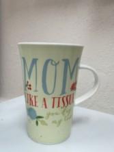 Yellow Mom Mug Coffee Mug