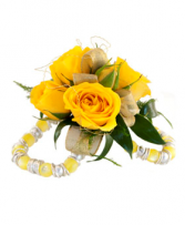 Yellow Rose Jelly Prom