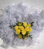 Yellow Sunshine  Bridal Bouquet