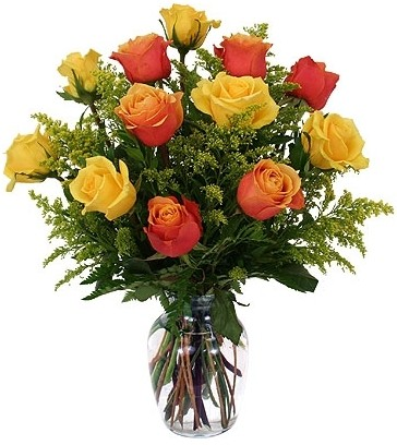 YELLOW SURPRISE ARRANGEMENT