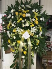 yellow & white corona