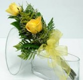 Yellow/Gold Flowers Presentation*Margot's Area Only*