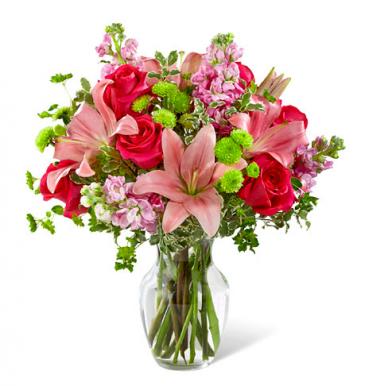 YOU ARE A STAR  vase arrangement