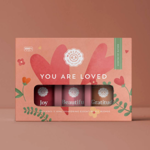 You Are Loved Gift Set  in Easton, CT | Felicia's Fleurs