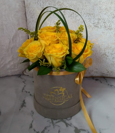 Yellow Roses pick me up!!