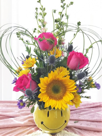 FA118: YOU ARE MY SUNSHINE BOUQUET ***LOCAL DELIVERY ONLY***