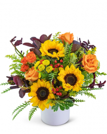 You Are My Sunshine Flower Arrangement