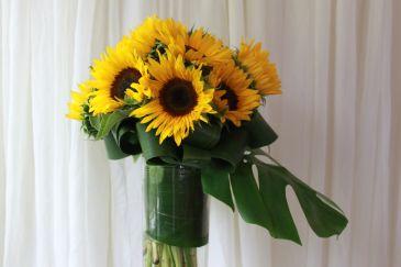 YOU ARE MY SUNSHINE Sunflower Arrangement