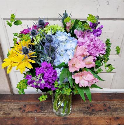 You Are So Beautiful Vase Arrangement