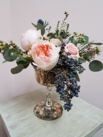 You Are So Beautiful... Fresh Arrangement Vintage Collection