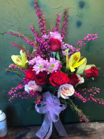 you are special roses/lillies/and assorted mixed filler