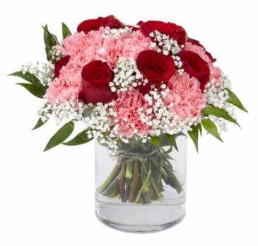 YOU COMPLETE ME Vase Arrangement Bouquet