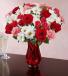 Elegance of Winter Flower Arrangement