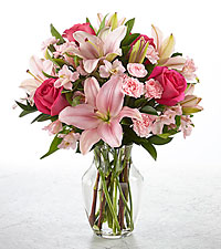 You Had Me at Pink Bouquet by FTD