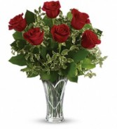You Have My Heart Bouquet Rose Arrangement