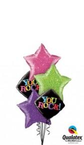 You ROCK!! balloons